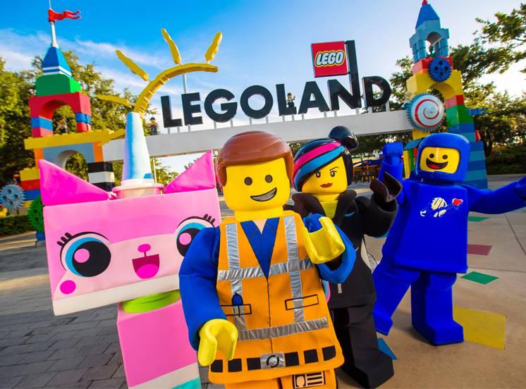 Ingresso Legoland & I-Drive 360