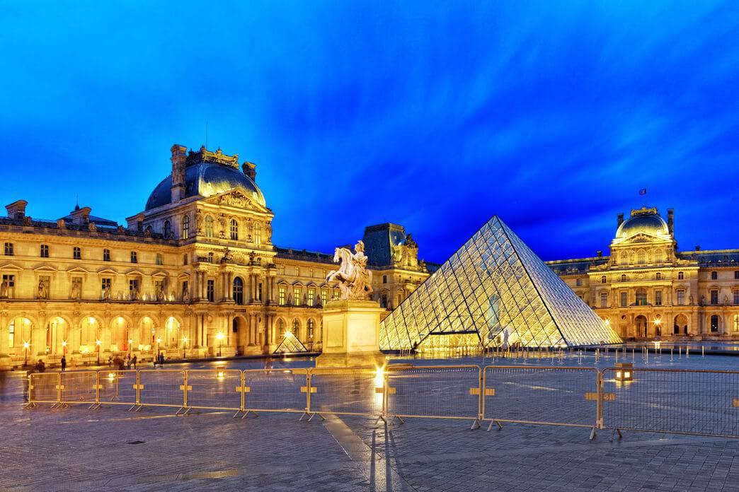 Foto Pacote Paris + Museu do Louvre - 2022 e 2023