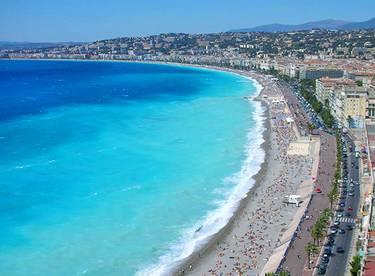 Praias na França