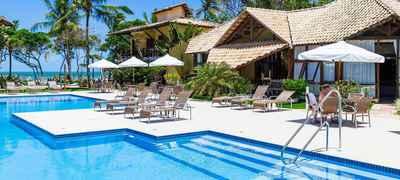 Arraial Bangalo Praia Hotel