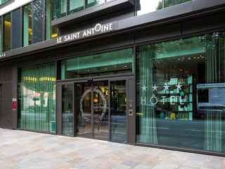 BW Premier CollectionSM Le Saint-Antoine Hotel & Spa