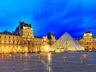 Pacote de Viagem - Paris + Museu do Louvre - 2022