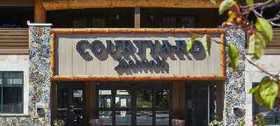Courtyard Lake George