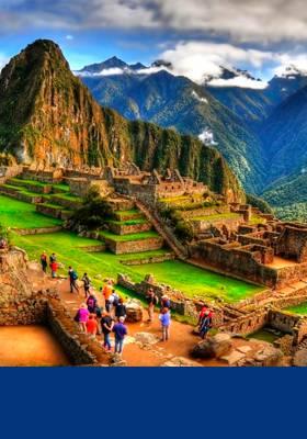 Conheça o Peru