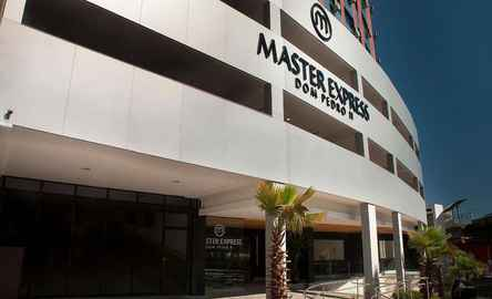 Hotel Master Express Dom Pedro II