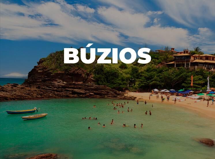 Do Rio de Janeiro para Búzios