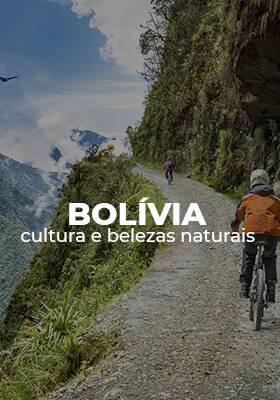 Pacote Bolívia