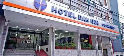 Hotel Dan Inn Curitiba Nacional inn