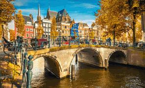 Pacote de Viagem - Amsterdam (Holanda) + Ingresso para Museu - 2022 e 2023