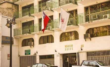 Hotel Windsor Suite
