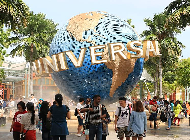 Ingressos Universal Studios