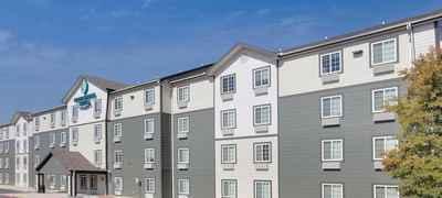 WoodSpring Suites Austin Round Rock