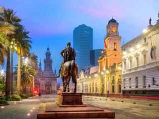 Pacote de Viagem Santiago - 2022