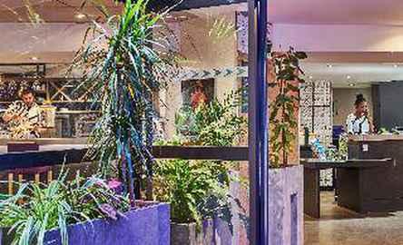 Hôtel Restaurant Campanile Lyon Centre - Berges du Rhône