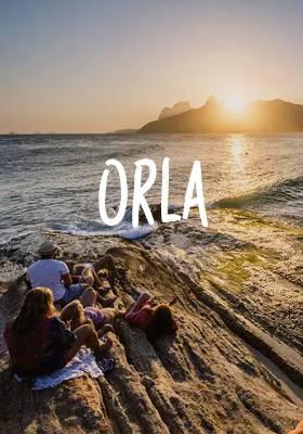 Passeio de skate na Orla do Rio de Janeiro