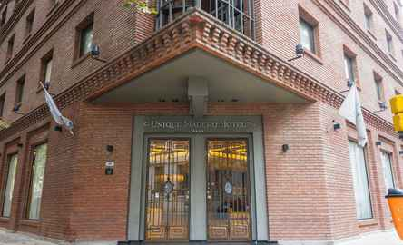 Unique Art Madero Hotel