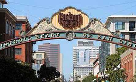 Courtyard San Diego Gaslamp/Convention Center