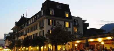 Hotel Krebs AG