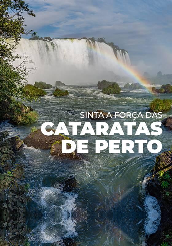 Foz do Iguaçu + Cataratas Brasileiras