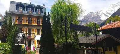 Hotel du Clocher Chamonix**