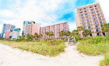 Sandcastle Oceanfront Resort