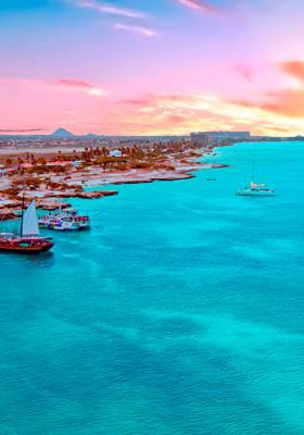 Hotéis para o Caribe