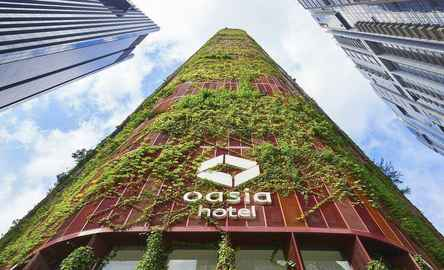 Oasia Hotel Downtown