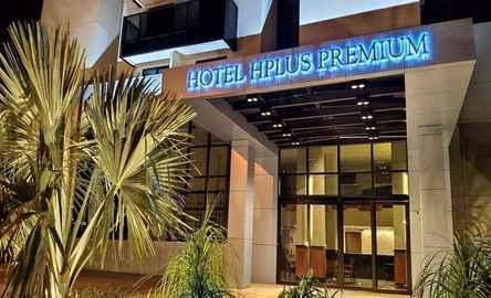 Hotel Premium Hplus Palmas