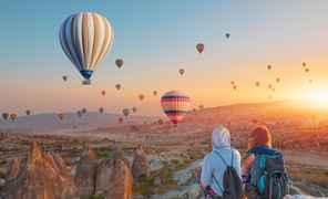 Pacote de Viagem - Turquia (Istambul + Capadócia) - 2022