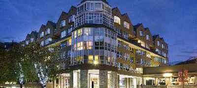 Le Chamois Hotel