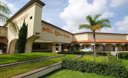 Hotel Real de Minas de San Luis