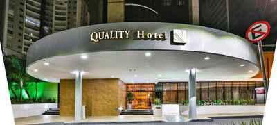 Quality Hotel Manaus Atlantica
