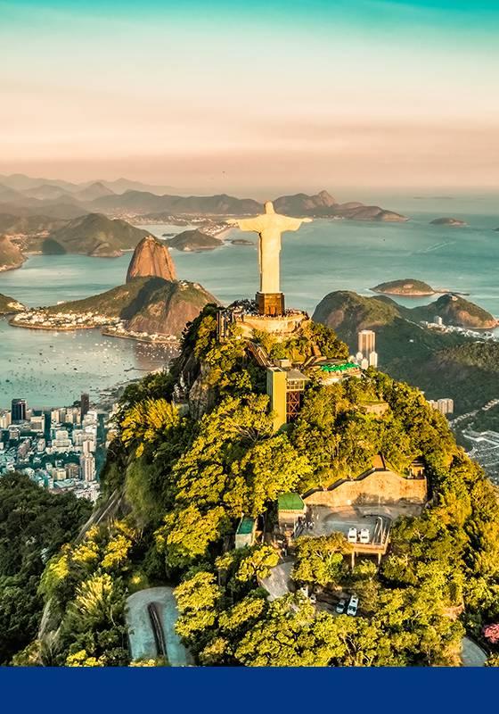 De Rio de Janeiro para Belo Horizonte