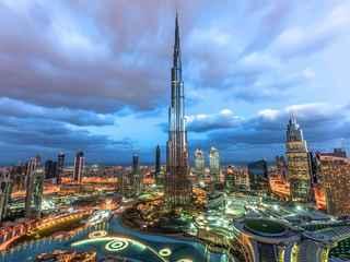 Pacote de Viagem Dubai - Primeiro Semestre de 2023