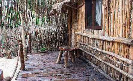 Maya Cabana Y Cenote Tulum