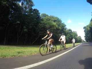 Iguaçu De Bicicleta