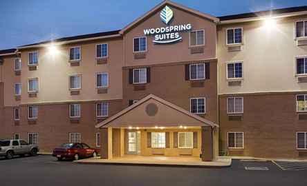 WoodSpring Suites Fort Worth Fossil Creek