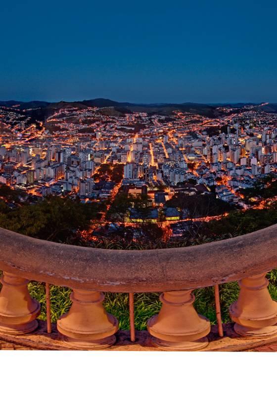 De Juiz de Fora para Belo Horizonte