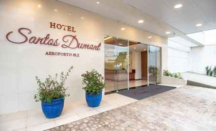 Hotel Santos Dumont Aeroporto SLZ
