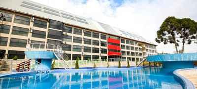 Cassino All Inclusive Resort Poços de Caldas