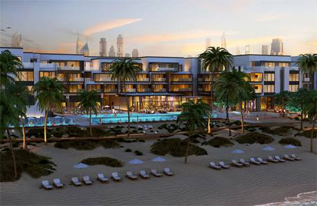 Nikki Beach Resort & Spa Dubai - Foto 2