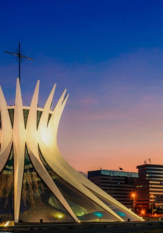 De Brasília para São Paulo