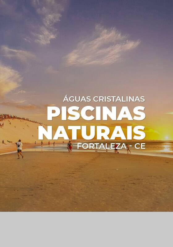 Pacote Fortaleza + Jericoacoara