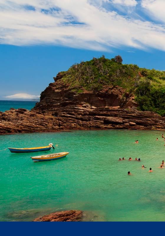 De Búzios para Rio de Janeiro