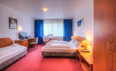 Hotel Himalaya Frankfut City Messe