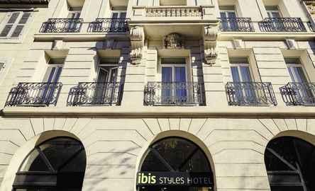 Hôtel Balladins Marseille
