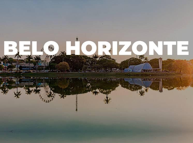 Do Rio de Janeiro para Belo Horizonte
