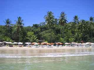 Praias da costa norte e Cabedelo