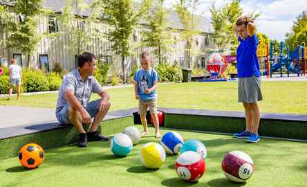Christchurch Accommodation Top 10 Holiday Park