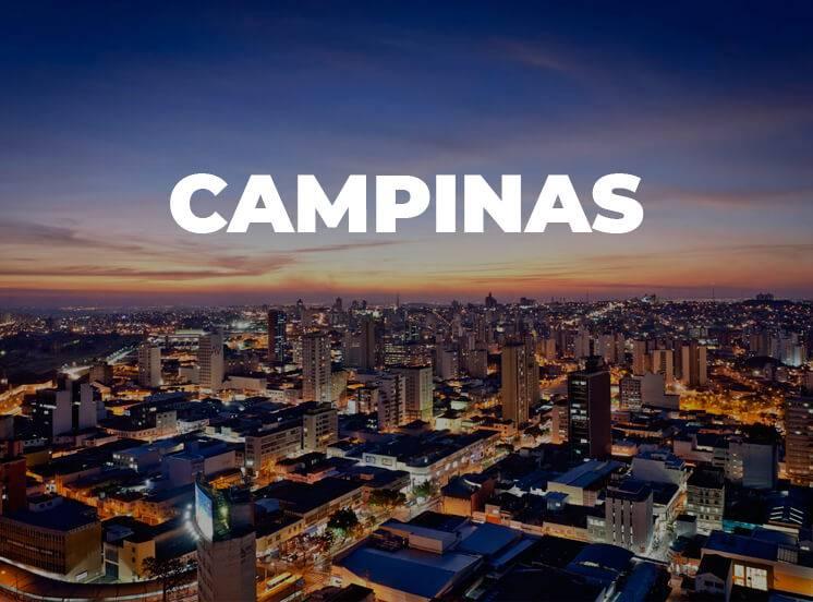Do Rio de Janeiro para Campinas